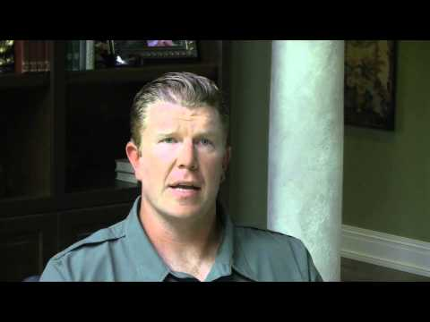 Matt Birk speaks on the Minnesota Marriage Protection Amendment