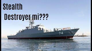 İran'ın Stealth Destroyeri Sahand Hakkında Tüm Detaylar thumbnail