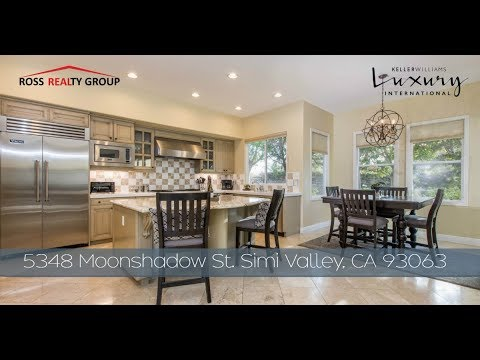 5348 Moonshadow St Simi Valley CA - Ross Realty Group