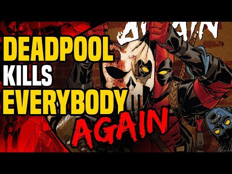 Deadpool Kills The Marvel Universe AGAIN ( Part 1 Of 2 )