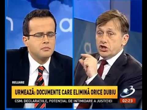Crin Antonescu îi atacă pe Barroso, Merkel și Gitenstein
