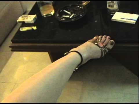 美しい足の指 yubi-01.dv