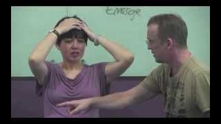 Asia Mind Dynamics - Demonstrating Hypnotic Phenomena - Arm Catalepsy and Handstick Phenomena