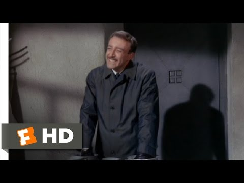 The Pink Panther (9/10) Movie CLIP - Porridge With the Lyttons (1963) HD