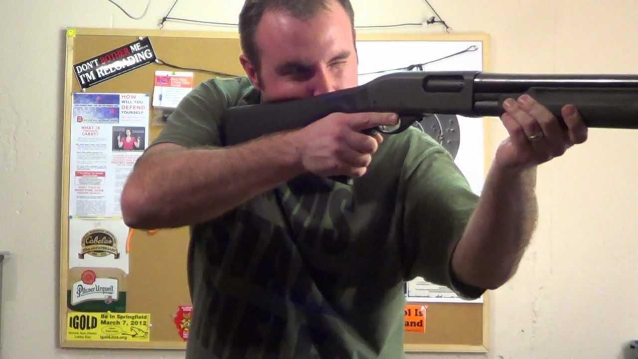 ATI Stock for 870 Remington Shotgun