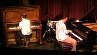 Russian Rag -- epic piano duet -- Tom Brier & Carl Sonny Leyland