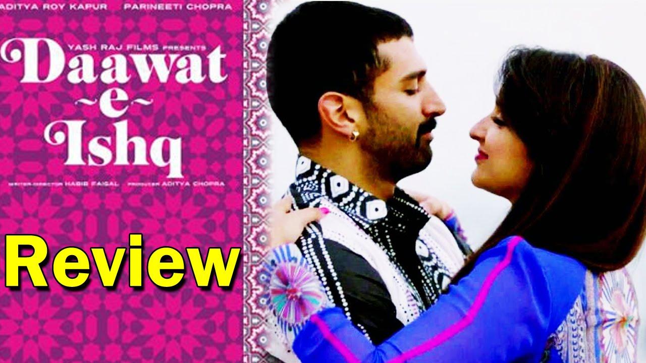 Daawat E Ishq | Full Movie Review | Parineeti Chopra and ... Daawat E Ishq