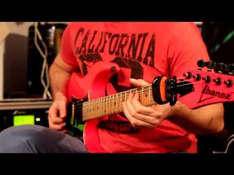 Beautiful Ibanez RG550 RFR 1987 - Testing out my new Ibanez ! - Yeni Ibanez gitarımı test ediyorum.