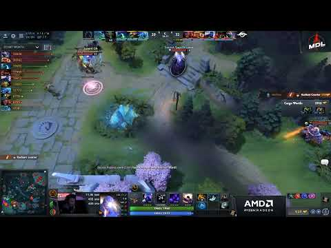 Team Secret vs Team Liquid - Grand Final - Game 3 -  MDL Disneyland® Paris Major