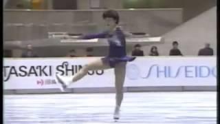 NHK杯フィギュアスケート選手権1984 伊藤みどり Midori Ito wmv