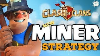 Th10 Mass Miner 3 Star Attacks | TH10 War Strategy 2018 | Clash of Clans