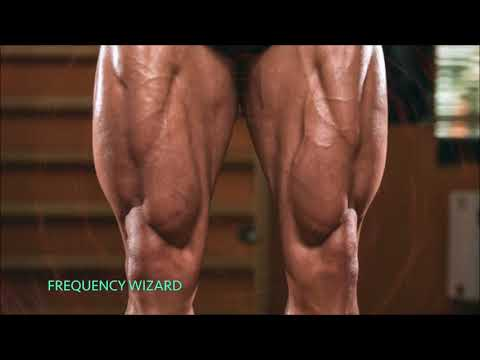 Muscular Legs FAST Muscle Hack Subliminal Affirmations Binaural ...