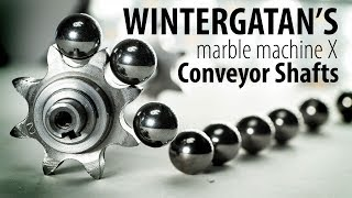 Wintergatan's Marble Elevator