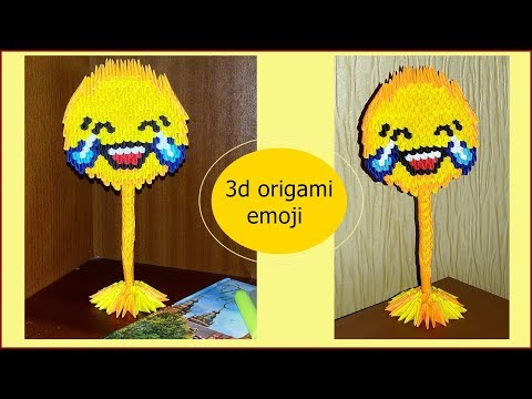 3D origami superman tutorial - YouTube | 360x480