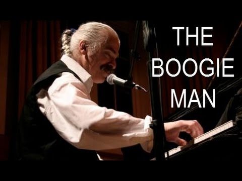 "Vince Weber - Remastered 1975 ""The Boogie Man"" Full Album - Blues Piano Legend"
