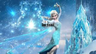 Frozen Let It Go Karoke