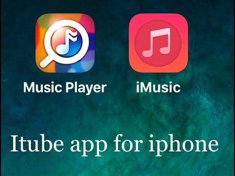 Itube App And Imusic Bg Ios 11 (10/18/2017)