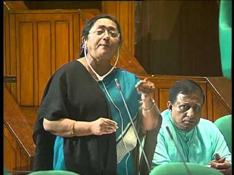 Shirin Akhter MP Speech