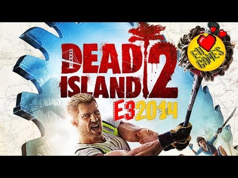 E3 2014 - Dead Island 2 - Official Debut Trailer (HD 1080p) Sony PlayStation 4 [PS4]