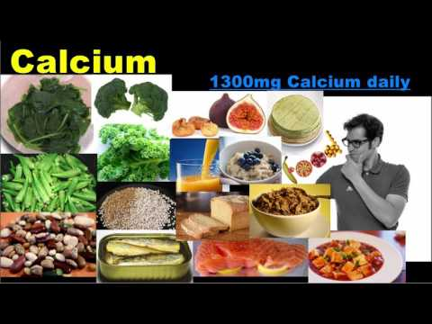 A Special Need of Teens: Calcium