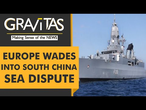 Gravitas: Why Germany is sending a warship to Asia