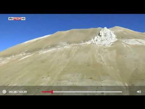 Terremoto centro italia lungo la faglia si scoprono nu - Letto anti terremoto ...