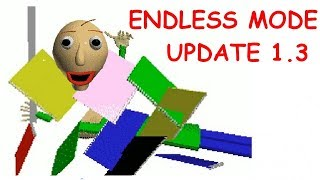 Endless Mode - Baldi's Basics in Education and Learning v1.3
