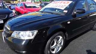 Used 2006 Hyundai Sonata NF for sale (Car City Ringwood Victoria)