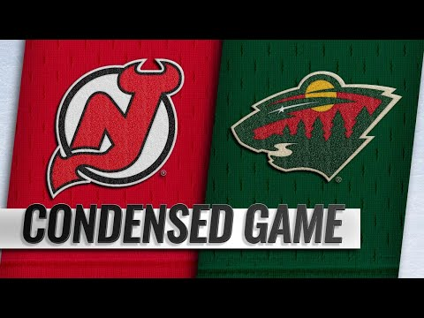 02/15/19 Condensed Game: Devils @ Wild