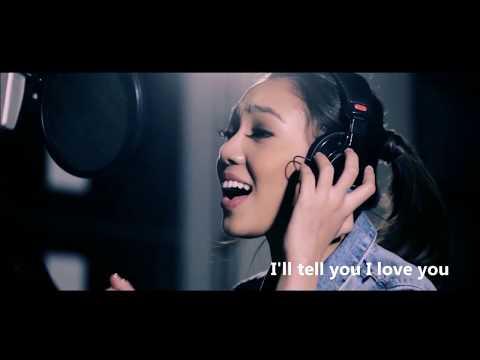 English Translation Pusong Ligaw Misguided Heart  Jona  Recording Session