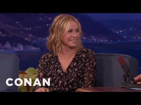 Chelsea Handler On Sean Spicer & Ivanka Trump  - CONAN on TBS