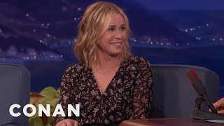 Chelsea Handler On Sean Spicer & Ivanka Trump  - CONAN on TBS