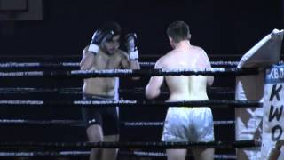 Erich Teller vs Emad Niroopoor  Evolution Fight Night 17.10.15