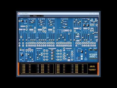 Arppe2600va version 2.2 by Voltkitchen Group