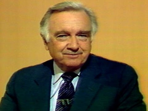 """And that's the way it is"": Walter Cronkite's final sign off"