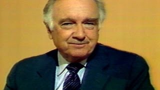 """""""And that's the way it is"""": Walter Cronkite's final sign off"""