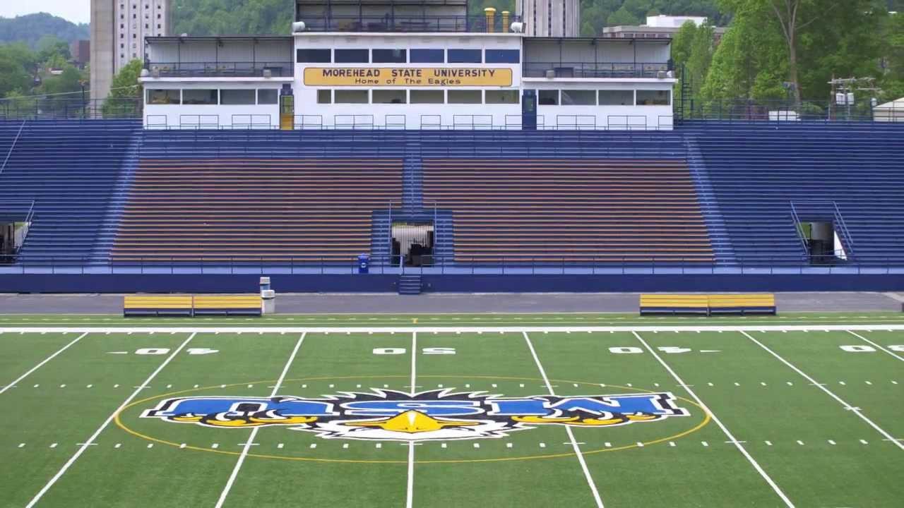 Kentucky Basketball Vs Morehead State Eagles Primer Stats: Facility Tour -- Jayne Stadium