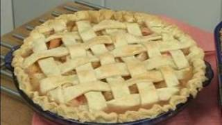 How To Make Old Fashioned Peach Pie & Cobbler : Ingredients For Peach Pie