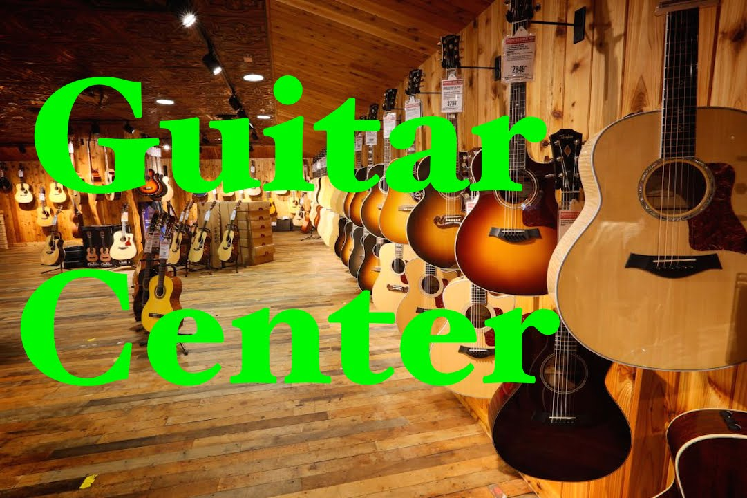 guitar center in times square new york city youtube. Black Bedroom Furniture Sets. Home Design Ideas