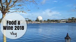 Epcot Eats | Food & Wine Fest Epcot 2018