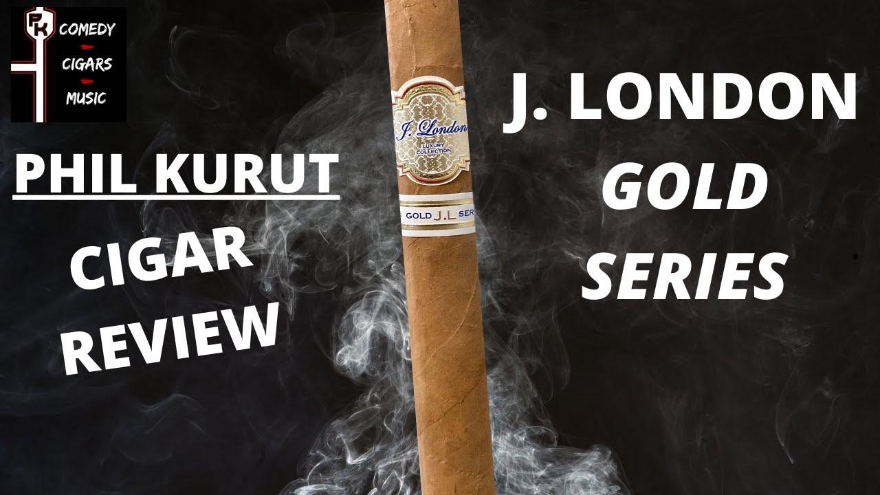 J. LONDON GOLD SERIES CIGAR REVIEW