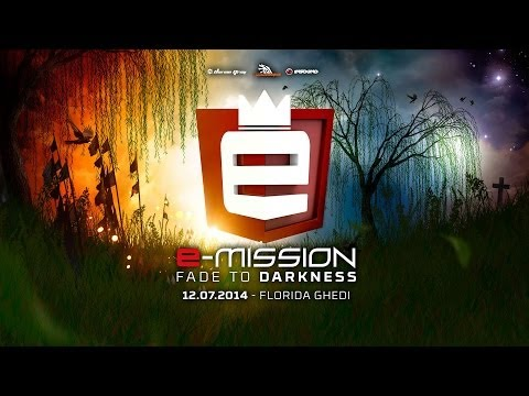 E-Mission 2014 'Fade to darkness' - Trailer (12-07-2014)