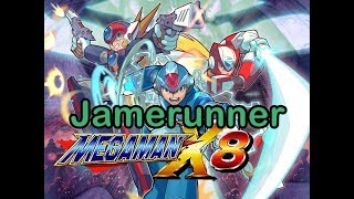 Mega Man X Legacy Collection X8 - Jamerunner