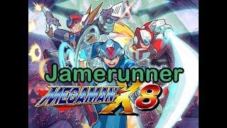 Mega Man X Legacy Collection X8 - Jamerunner