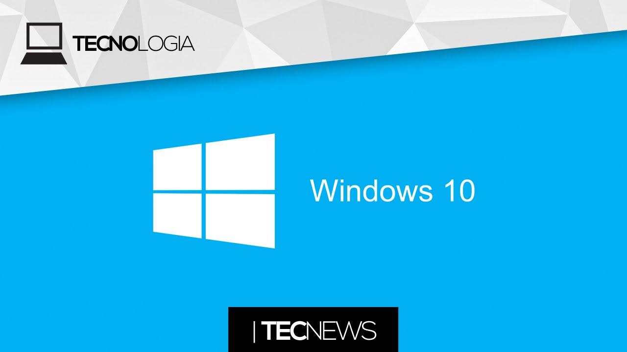 Conheça O Novo Papel De Parede Padrão Do Windows 10 / Veja