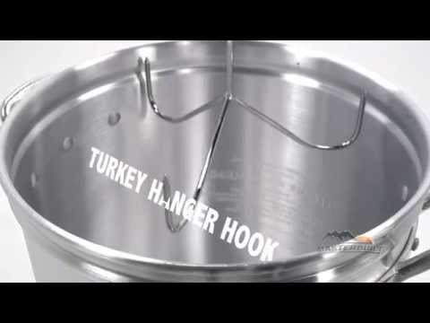 30 Quart Propane Gas Outdoor Turkey Fryer Kit: Features And Benefits
