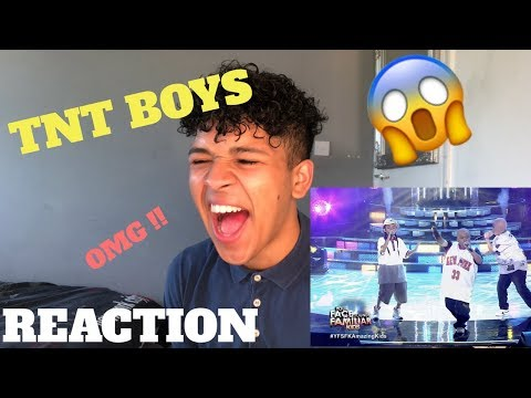 TNT Boys as Salbakuta - S2pid Love | Your Face Sounds Familiar Kids 2018 | MY REACTION
