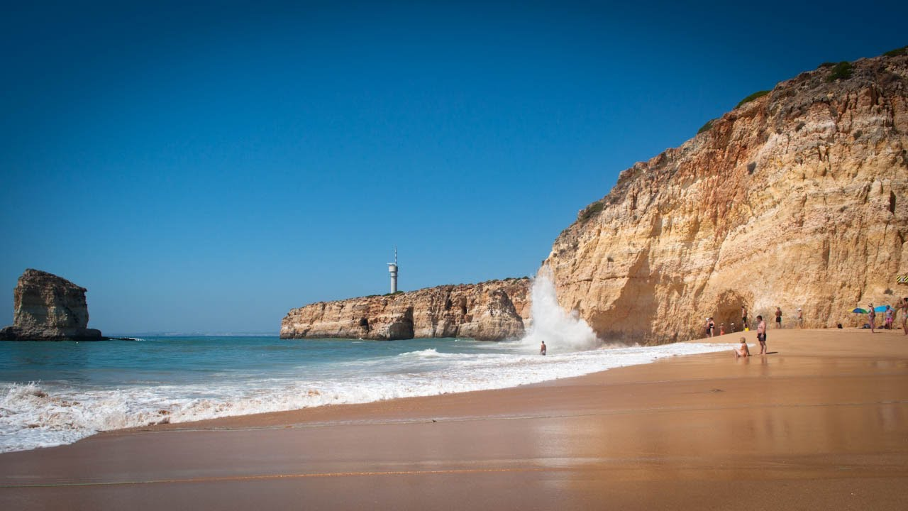 Spain Portugal Road Trip From Madrid To Lisbon From Algarve To - Portugal map lisbon to algarve