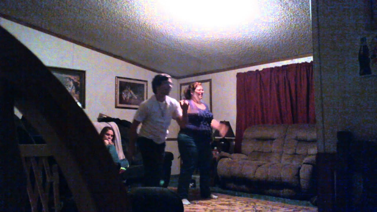 My Step Mom And Her Son Dancing - Youtube-7403