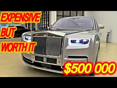 The Rolls Royce Phantom || 2019 || NEW FULL Review Interior Exterior | 2020